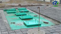 地埋式医院污水处理装置