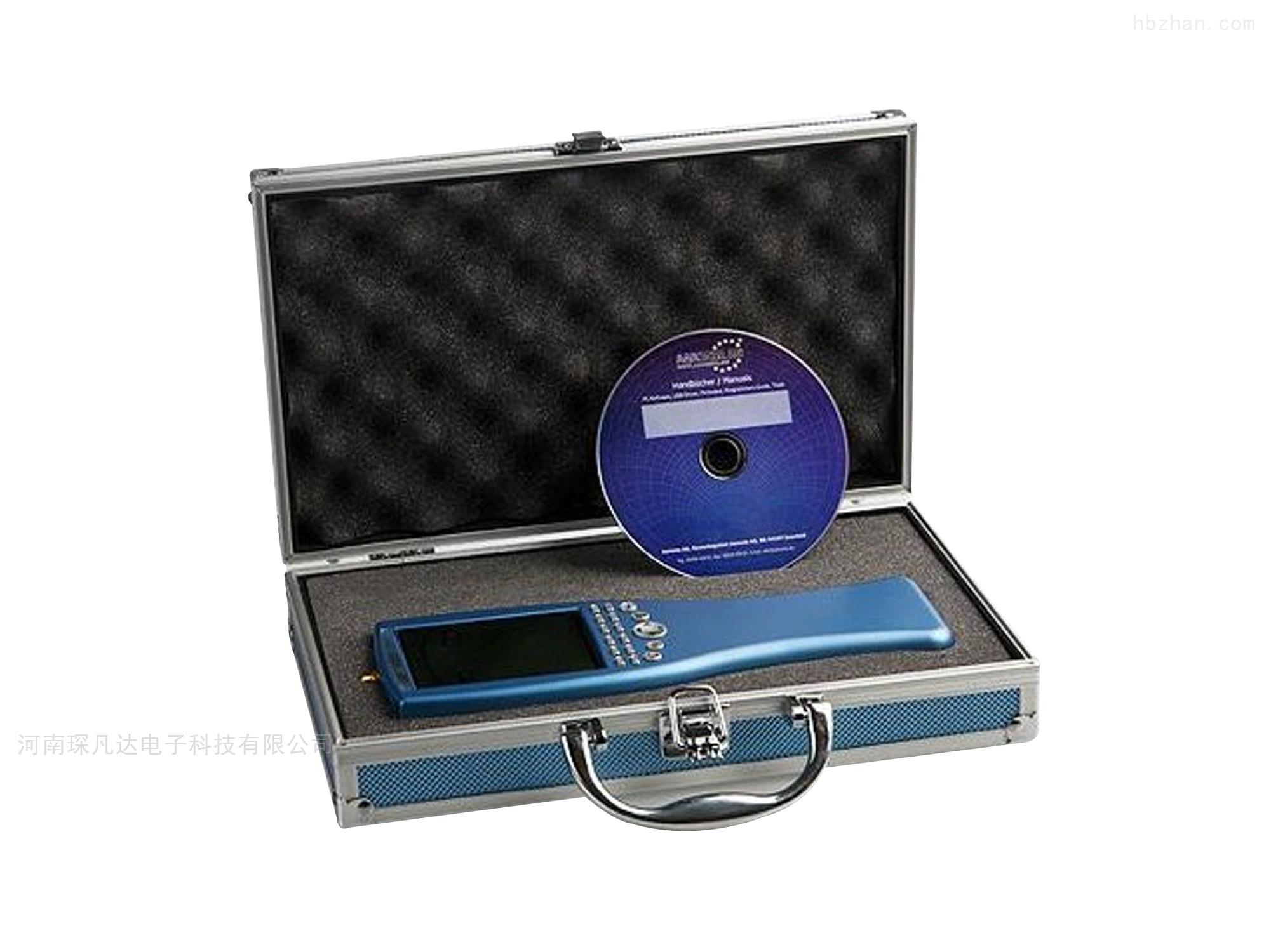 高精度数字式低频、高频电磁场强度分析仪