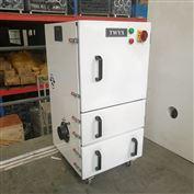 JC-750抛光打磨台金属粉尘工业吸尘器