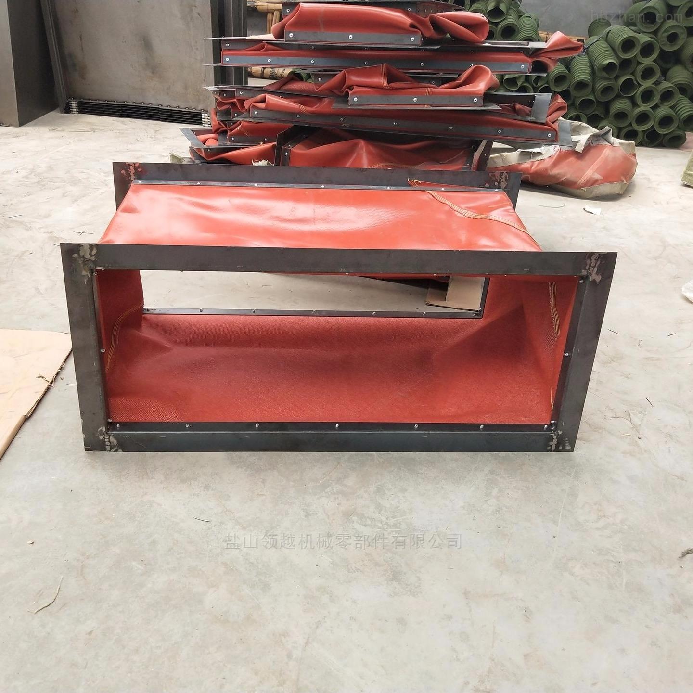 实验室设备耐温阻燃通风伸缩软连接专用