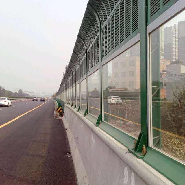 高架桥声屏障阻音墙