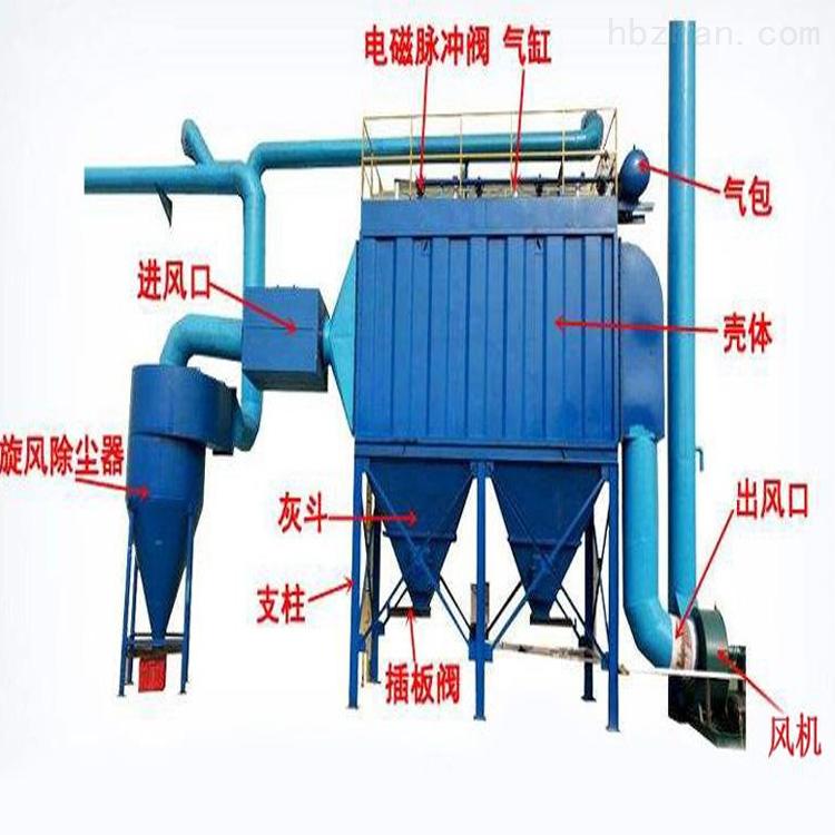 厂家直销舟山粉尘除尘器报价 粉尘净化处理