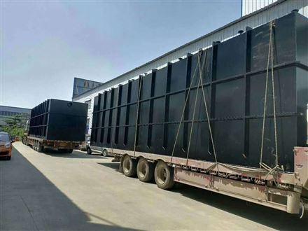 湘潭门诊医院污水处理设备广盛源厂家价格