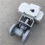 Q941F-10V电动CPVC法兰球阀