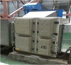 JKXY静电式高效油烟净化设备