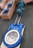 PZ273TC电液动陶瓷插板阀