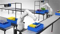 机器人3D视觉分拣