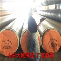 廊坊聚氨酯保温钢管小区管道 河北保温建材