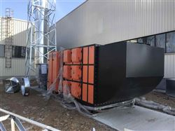 JKXY型橡胶PVC油雾废气回收净化装置