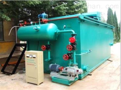HDAF-10滨州造纸纸浆污水处理设备广盛源厂家发货