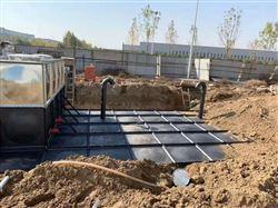 地埋式消防水箱的检测和验收
