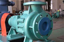 SCF(K)衬氟化工流程泵