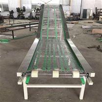 海鲜速冻机网带输送机防腐蚀不锈钢输送带机