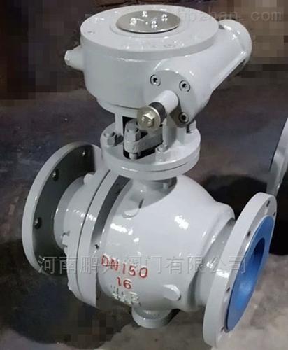 液化气天然气固定式球阀