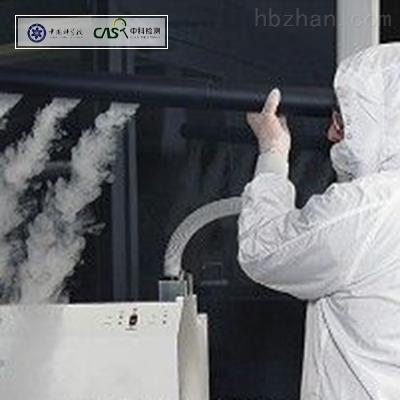 珠海卫生巾无尘车间环境检测