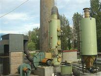 宝山烟气废气处理玻璃钢喷淋塔厂家