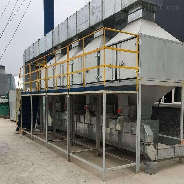 定制厂家直销诸暨 催化燃烧炉 废气处理工程