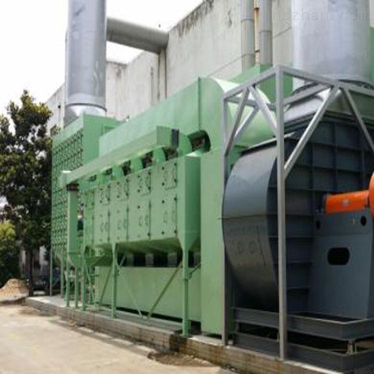 定制厂家直销镇江 活性炭吸附催化燃烧设备