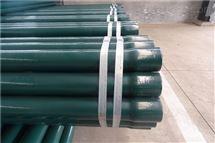 秦皇岛耐磨热浸塑复合钢管现货销售