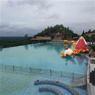 室内游泳池水质处理方法