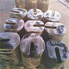 配重用20公斤增坨砝码,25kg铸铁砝码厂家