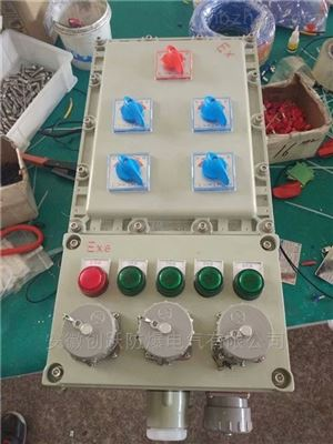 BXD8050-4防爆动力配电箱