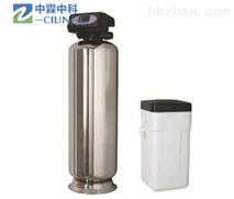 1T/H 单罐全自动软化水设备 不锈钢罐体