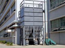 LMN-Ⅱ型脉动反吸反吹袋式除尘器