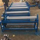 生产管道保温电动卷板机