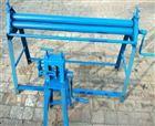 保温管道手动式铁皮专用压边机市场销售