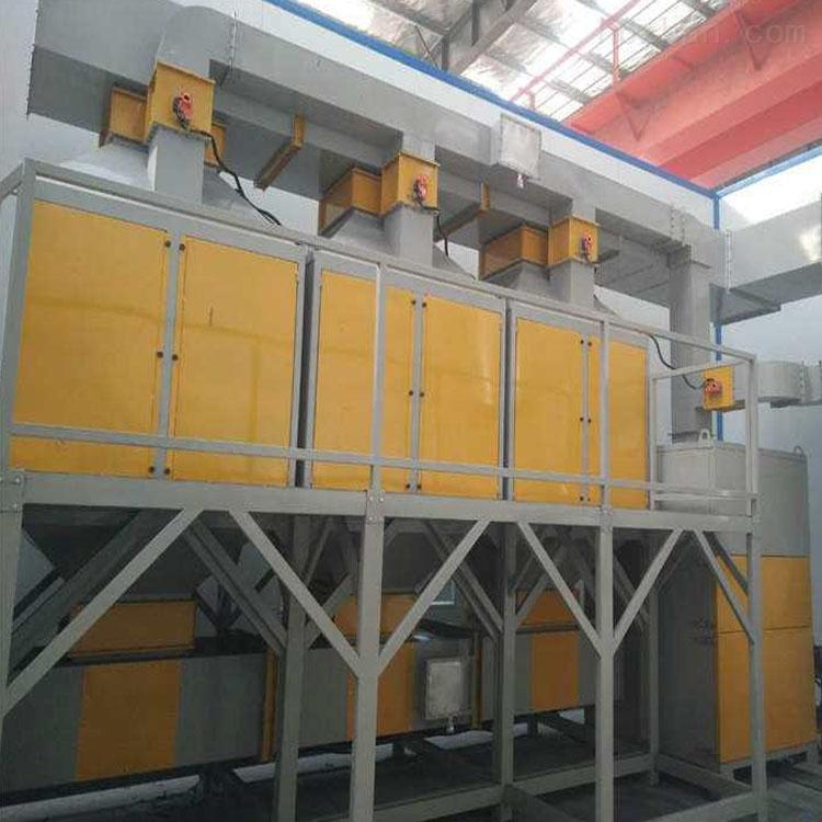 厂家直销徐州工业废气催化燃烧厂家设备价格