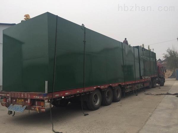林芝新农村污水处理设备订做