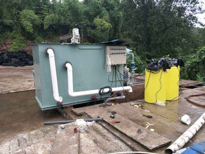 日喀则社区污水处理设备订做