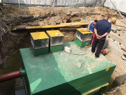 昌都农村污水处理设备直销