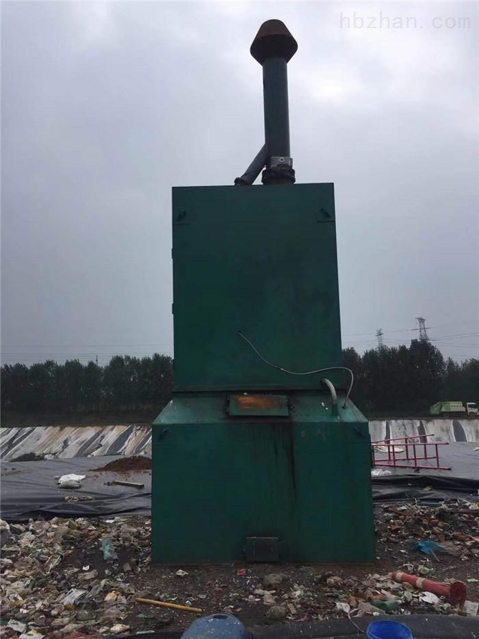 生活垃圾低温裂解炉 生活固废物处理设备