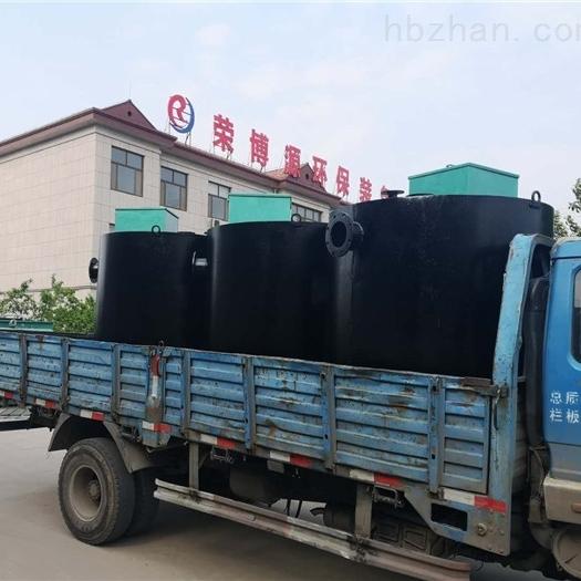 生物厌氧滤罐 农村污水处理设备