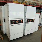 MCJC-11大功率多管式工业脉冲吸尘器