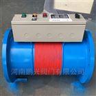 缠绕式电子除垢器