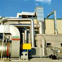 沸石转轮-蓄热式焚烧工艺