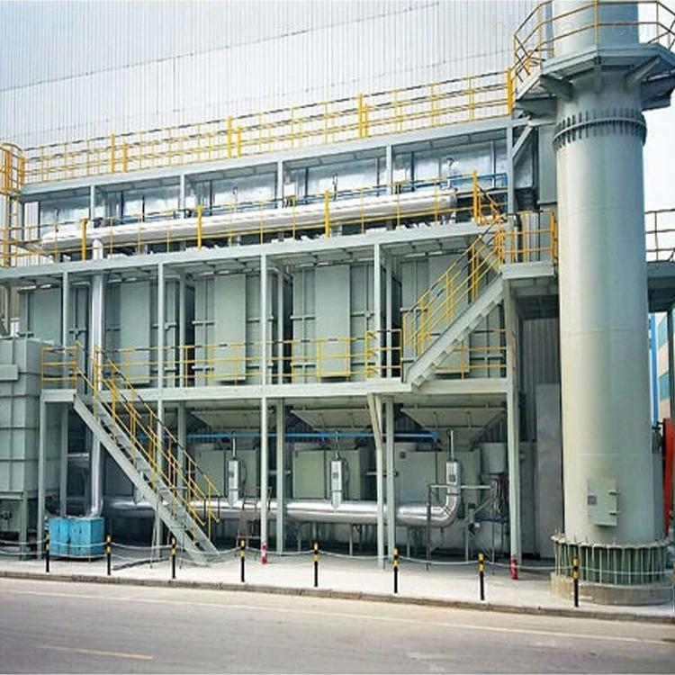 厂家直销启东塑料厂废气催化燃烧处理设备