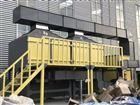 喷涂厂成套废气净化系统