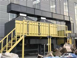 小型工业有机废气净化系统