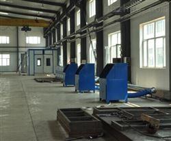 等离子切割除尘工作台,机械制造打磨工作台