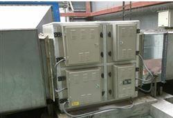 CF低空排放厨房油烟净化器
