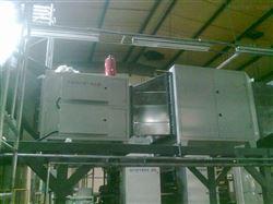JK-12喷漆废气净化系统,喷漆废气异味处理设备