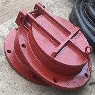 防潮拍门铸铁拍门厂家供应dn600
