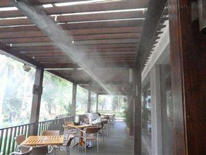 餐厅、咖啡厅喷雾系统降温机组