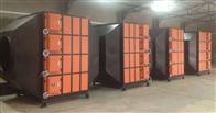 CNC机械加工中心工业油烟净化工程
