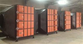 CNC机械加工中心油烟净化工程