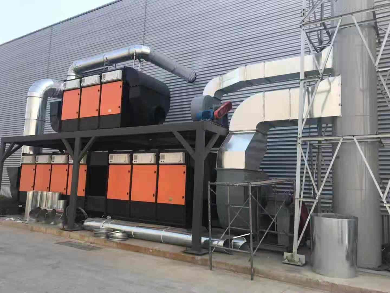 FOM-EP防爆油雾净化装置